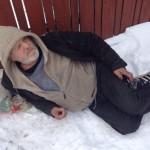 Oamenii străzii, duşi la adăpost de Primăria Cugir