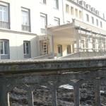 Frigul întârzie finalizarea lucrărilor de modernizare la Spitalul din Cugir