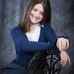 Fiica primarului din Cugir, Theodora Teban s-a calificat la faza națională a Olimpiadei de limba română