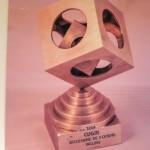 """Succesiunea de """"Trei Cuburi Incluse"""", trimisă de Asociaţia """"Pro Cugir"""" la Palatul Cotroceni"""