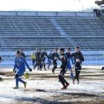 Astăzi, într-un meci de pregătire disputat la Cluj Napoca: Metalurgistul Cugir – AFC Unirea 1924 Alba Iulia 1-1 (0-0)