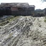 Situaţia lucrărilor din cartierul Cindeni îi nemulţumeşte atât pe cugireni, cât şi pe edilii oraşului