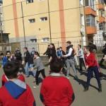 """Ateliere de educație nonformală organizate de membrii clubului """"Zâmbiricii Norocoşi"""" de la Şcoala Gimnazială """"Singidava"""" Cugir"""
