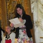 """Biserica """"Adormirea Maicii Domnului"""" din Cugir a organizat ieri prima ediție concursului de creație literară """"Versuri Pascale"""""""
