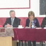 Dezbatere la Cugir: Retehnologizarea sectoarelor de activitate la Fabrica de Arme – măsură de eliminare a factorilor poluanţi
