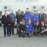 9 tineri din Danemarca se instruiesc la firme din Cugir