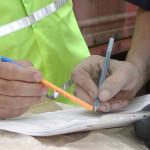 ITM Alba a sancționat o firmă de construcții din Cugir pentru că a folosit un muncitor fără forme legale de angajare