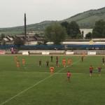 Despărțire placută de suporteri: Metalurgistul Cugir – CS Sânmartin 4-0 (0-0)