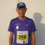 Cugireanul Vasile Hârjoc, cu bicicleta la Campionatele Balcanice de Atletism