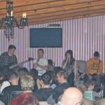 """Concertul live oferit de trupa """"AMURG"""" din Cugir la 2 ani de la înființare"""
