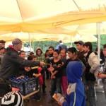 """Peste 30 de tineri au luat startul la crosul organizat de CSO Cugir cu prilejul Festivalului Folk """"Zilele Tineretului 2015"""""""