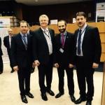 Adrian Teban, alături de delegaţia României, a depus un amendament la rezoluţia U.E. privind migraţia