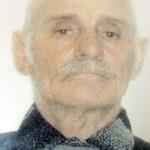 Bărbat de 74 de ani Lunca Cernii de Jos, județul Hunedoara, dispărut de la domiciliu
