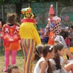 Activităţi distractive destinate copiilor organizate de Cercul de Teatru al Casei Orășenești de Cultură din Cugir