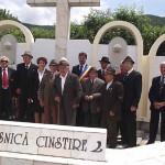 """Cinci veterani de război au primit onoare şi respect din partea Asociaţiei """"PRO Cugir"""""""