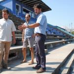 Modernizarea stadionului CSO Cugir, aproape de final