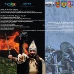 Între 4 și 6 septembrie la Măgura Uroiului are loc DacFest 2015
