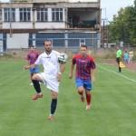 Echipa condusă de Călin Moldovan, după puncte pe terenul Măgurei Cisnădie