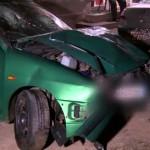 Șoferul din Cugir, care beat fiind a provocat un accident mortal la Tărtăria, a fost reținut de polițiști