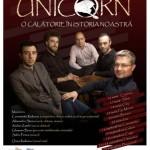 """Spectacol de muzică veche susținut la Cugir de formația Anton Pann, în cadrul turneului """"Unicorn"""""""