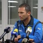 Antrenorul Călin Moldovan va debuta mâine pe banca tehnică a Metalurgistului Cugir