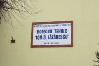 """Investiţie de aproape 6 milioane de lei, pentru reabilitarea clădirii căminului Colegiului Tehnic """"Ion D. Lazarescu"""" din Cugir"""