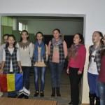 Proiect educativ derulat la Școala Gimnazială Nr. 3 din Cugir cu prilejul Zilei Naționale a României