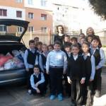 SĂPTĂMÂNA LEGUMELOR ȘI A FRUCTELOR DONATE la Școala Gimnazială Nr. 3 din Cugir