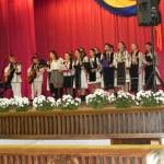 Cântece și poezii patriotice pe scena Casei de Cultură din Cugir, cu prilejul Zilei Naționale a României