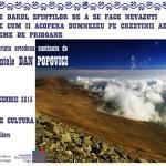 Joi 17 decembrie: Conferință religioasă la Cugir susținută de părintele Dan Popovici
