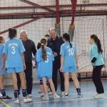CSO s-a clasat pe locul secund la turneul de handbal pentru junioare 4, disputat astăzi la Cugir