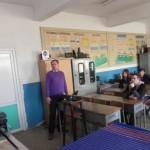 """Dezbatere la Colegiul Tehnic """"Ion D. Lăzărescu'' din Cugir pe tema circulației pe drumurile publice"""
