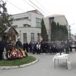 Eroii martiri ai Revoluției din 1989 au fost comemorați ieri la Cugir
