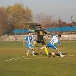 Echipa de sub Drăgana iernează pe locul secund: Metalurgistul Cugir – CSU Craiova II 3-1 (0-1)