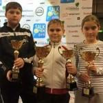 Lucian Codea, legitimat la Tenis Club Alba Cugir, a câştigat Salk Open în Suedia