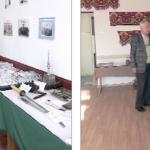 Expoziţia muzeală din Cugir, în aşteptarea vizitatorilor, dar şi a reprezentanţilor administraţiei publice locale