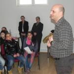 Manifestare dedicată comemorării victimelor Holocaustului orgnizată la Cugir