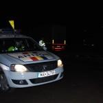 Dosar penal pentru un bărbat de 36 de ani după ce s-a izbit cu autoturismul de poarta și gardul unui imobil din Cugir
