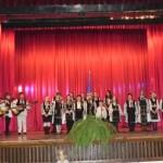 Spectacol dedicat împlinirii a 157 de ani de la Unirea Principatelor Române, la Casa de Cultură din Cugir