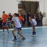 Ziua Îndrăgostiților a fost una cu ghinion pentru micile handbaliste cugirence: CSO Cugir – CSŞ Mediaș 19-25 (7-11)