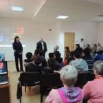 Activitate de informare organizată de IPJ Alba în comunitatea de romi din Cugir