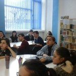 """140 de ani de la naşterea lui Constantin Brâncuși celebrați la Colegiul Naţional """"David Prodan"""" din Cugir"""