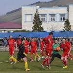 Astăzi, în meci amical: Metalurgistul Cugir – Transalpina Șugag 4-2 (2-0)