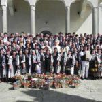 Peste 250 de persoane au asistat în Cugir la ceremoinia intrării Paștelui în Biserică