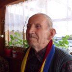 Veteranul de război Ioachim Mateiu, din Acmariu, aniversat la împlinirea a 93 de ani