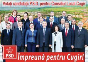 afis-consilieri-psd-cugir-locale-2016