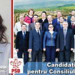 (P) Alegeri Locale 2016 – Prezentarea echipei de consilieri locali propusă de PSD Cugir – Ancuța MIZGAI – 40 de ani, psiholog