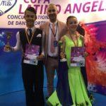 """Participare încununată de succes a dansatorilor de la Clubul """"ProDance 2007"""" Cugir la cea de-a IX-a ediție a Cupei """"Latino Angels"""""""