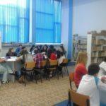 """Marele poet şi filosof Lucian Blaga celebrat de elevii de la Colegiul Național """"David Prodan"""", din Cugir"""