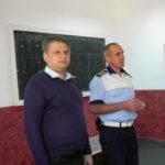 """Dezbatere pe teme de legislație rutieră desfășurată la Colegiul Tehnic """"I. D. Lăzărescu'' din Cugir"""